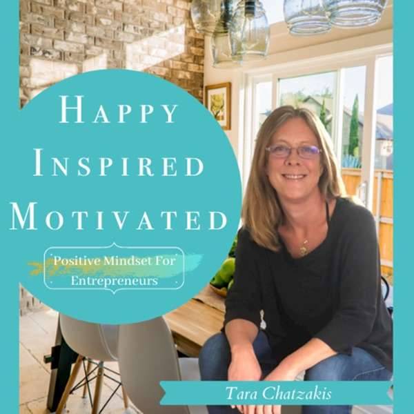 Happy Inspired Motivated