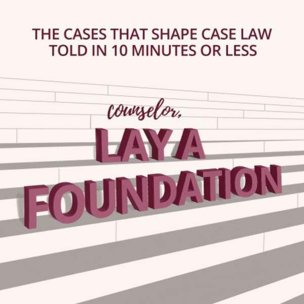 Lay A Foundation