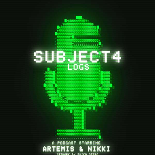 Subject 4 Logs – Subject 4