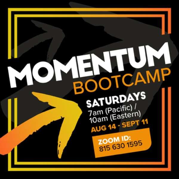 Momentum Bootcamp 2021 Podcast